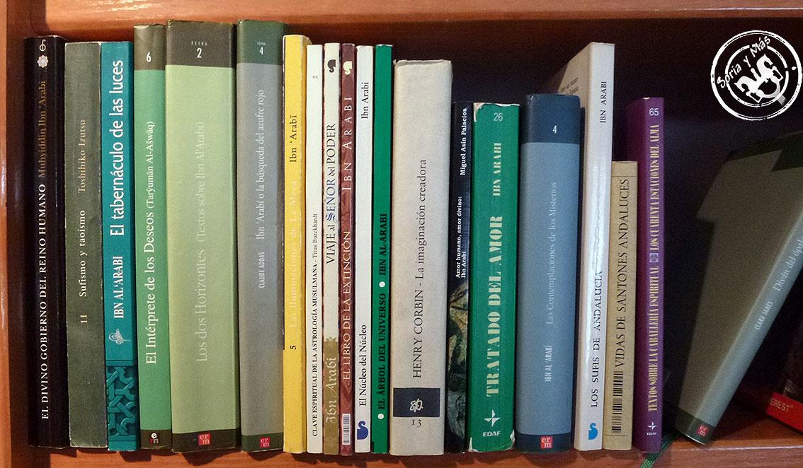 Ibn-Arabi,-libros