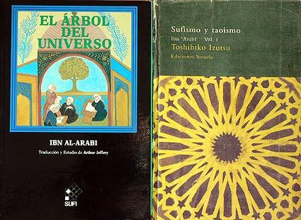 Ibn al Arabi, libros