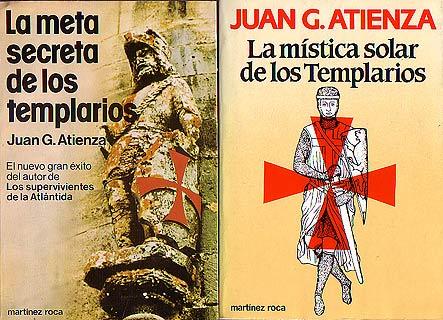 Juan García Atienza, Templarios