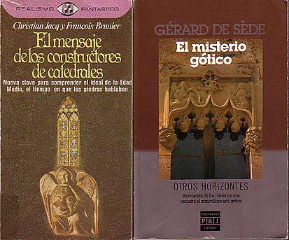 Misterio Gótico y Constructores de Catedrales