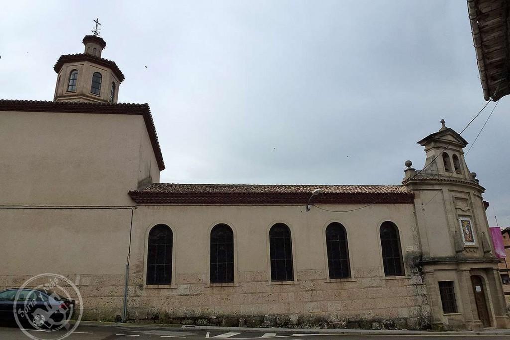 Campilla del Seminario Menor donde escuché misa diaria y rosario diario durante cuatro cursos.