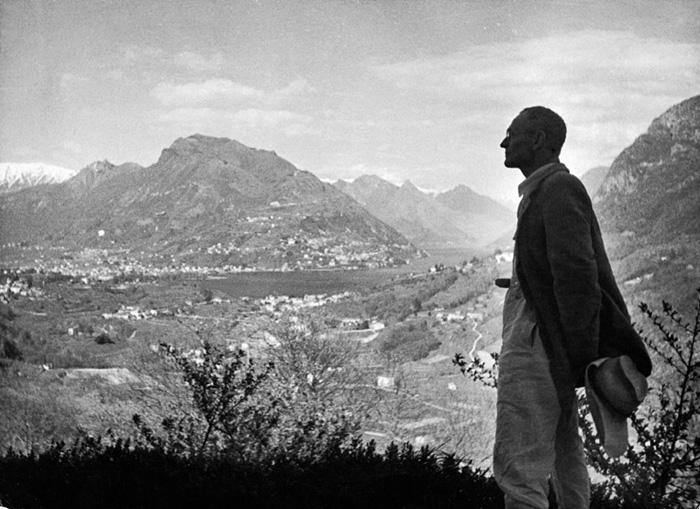 Herman Hesse en Montagnola