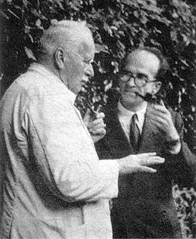 Jung Eliade Eranos