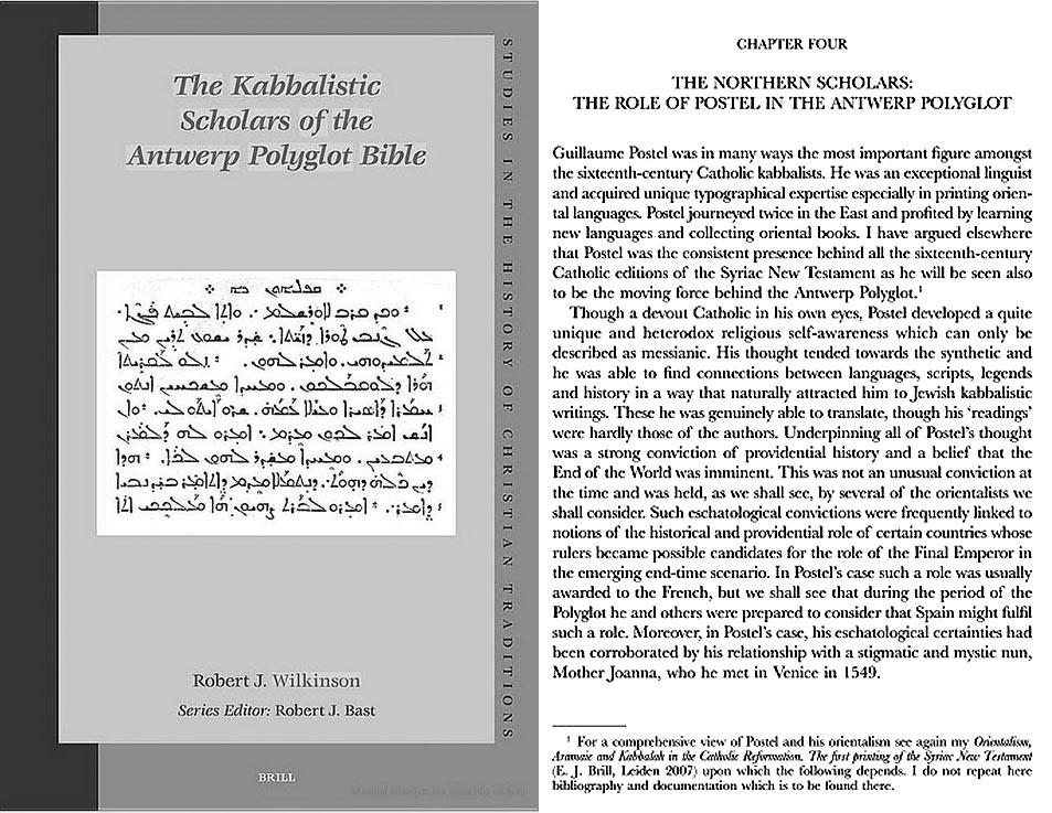 Guillaume-Poste-infuye-en-Biblia-Regia-de-Arias-Montano