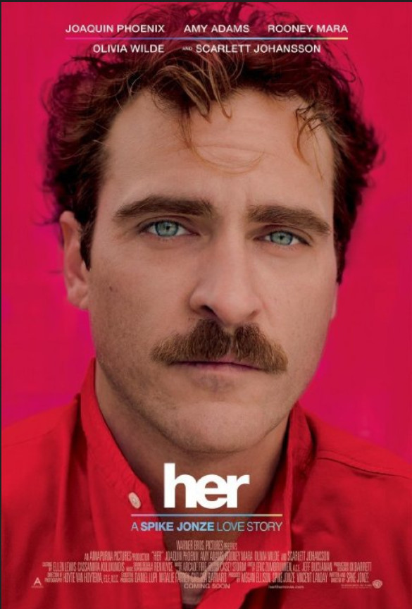Her, Spike Jonze, Anima, Jung