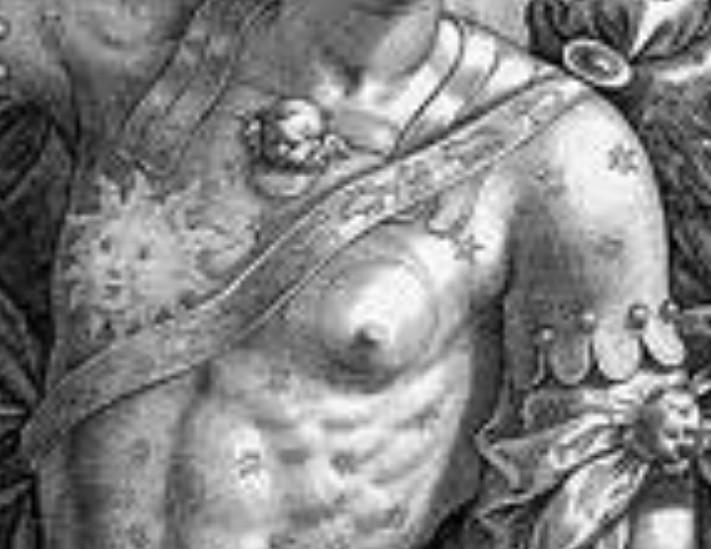 Hieronymus_Wierix_-San_Miguel_Lucifer_detalle zodiacal