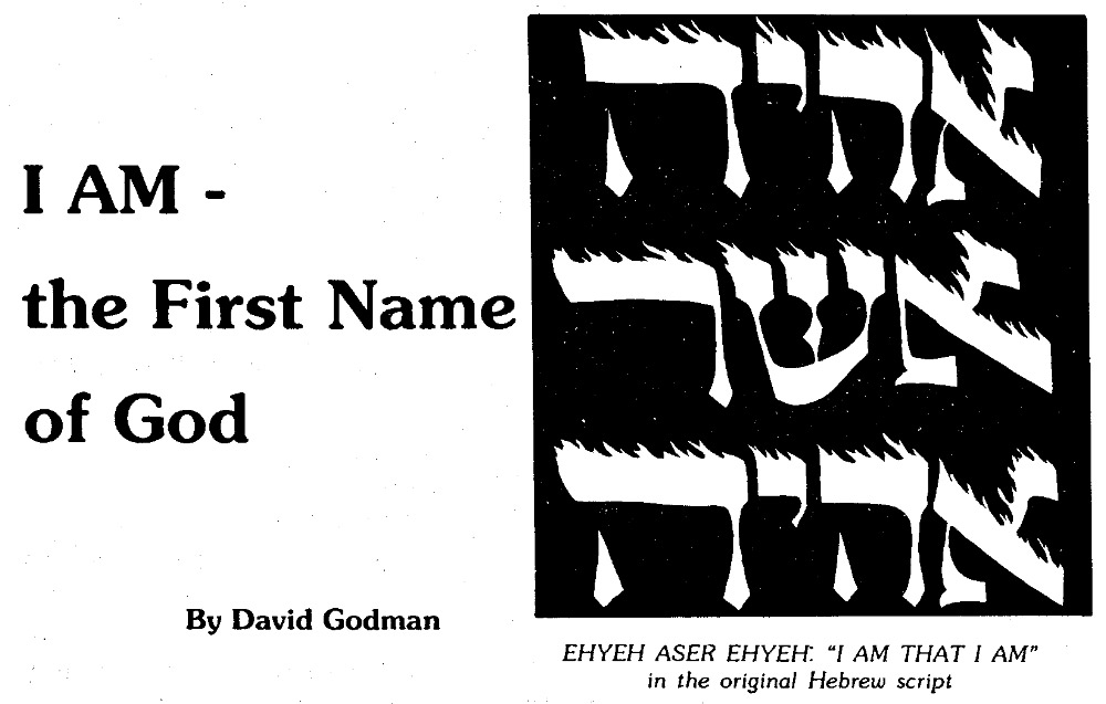 Yo-Soy-es-el--Nombre-de-Dios-en-Daviad-Godman