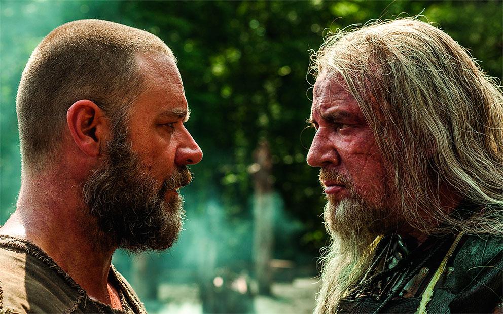 Noé y Tubalcaín, dos visiones distintas del mundo y de la iniciación .
