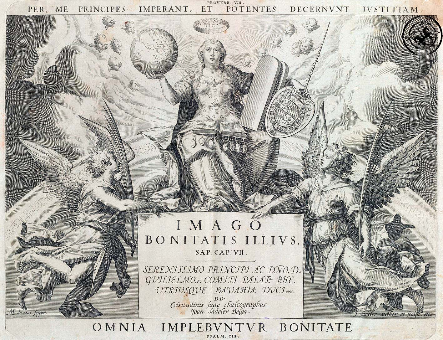 Sofía-en-Imago-Bonitatis-Illius- segun Martin de Vos