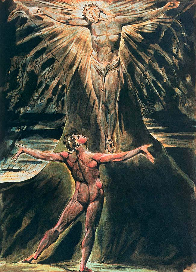 Cristo-en-William-Blake