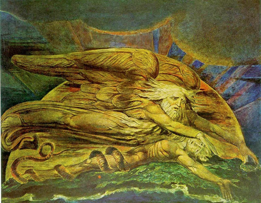 Elohim-creando-a-Adan-por-William-Blake