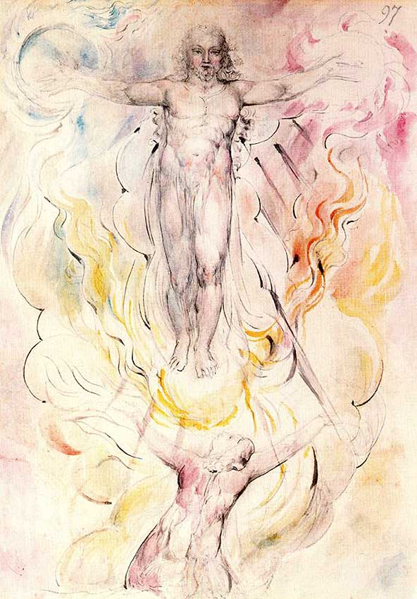 Glorificacion-en-William-Blake