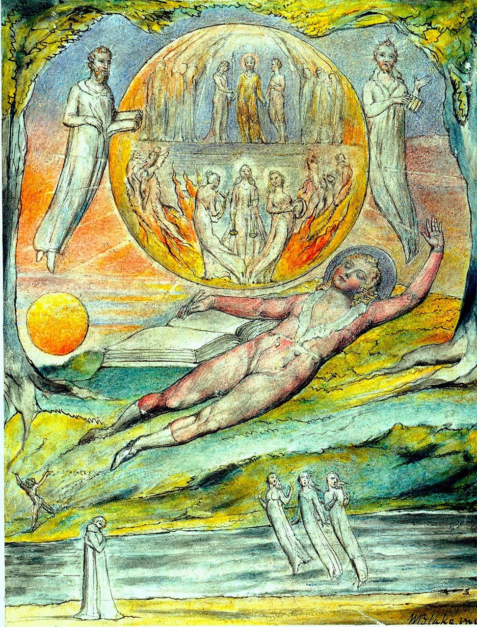 Sueño-del-jovenpoeta-William-Blake