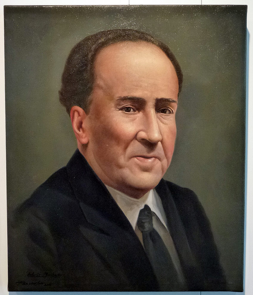 Antonio-Machado-en-oleo-de-Alberto-Pancorbo