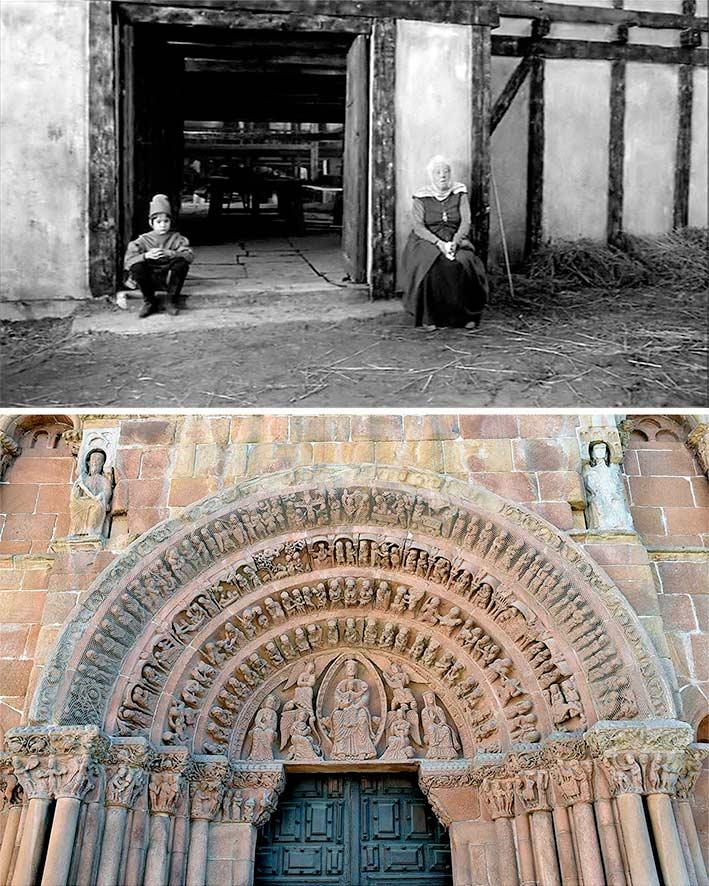 Santo-Domingo-de-Soria-y-muerte-de-Falstaff-en-Campanadas-a-medianoche