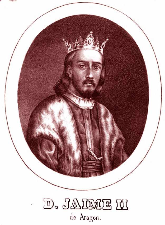 Jaime-II-de-Aragon