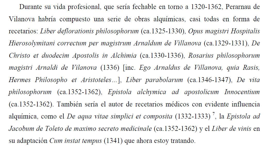 Perarnau de Vilanova