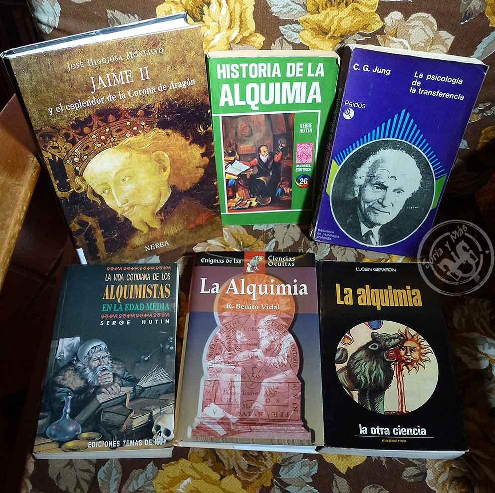 Libros consultados para este artículo escrito en Tajueco